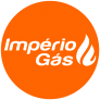 Logotipo criado para o cliente Império Gás